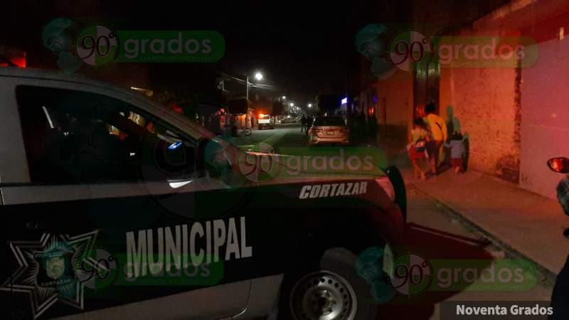 Lo persiguen y asesinan a tiros dentro de carpintería en Cortázar, Guanajuato