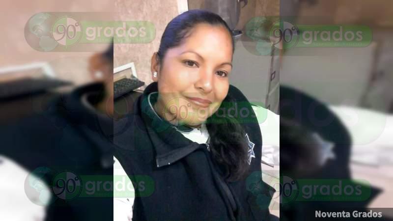 Condena SSC ataque armado que dejó una mujer policía muerta en Irapuato, Guanajuato