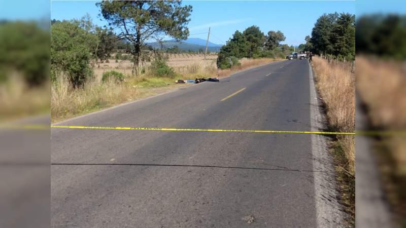 Uruapan 1er lugar en homicidios en Michoacán y 14º a nivel nacional, se suman 2 ejecuciones más