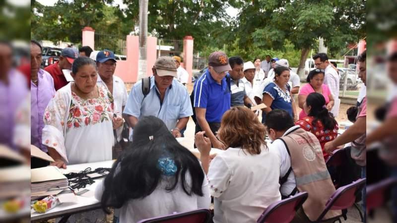 """Comunidades indígenas aceptan Tren Maya """"por consenso y sin opinión en contra"""": Segob"""