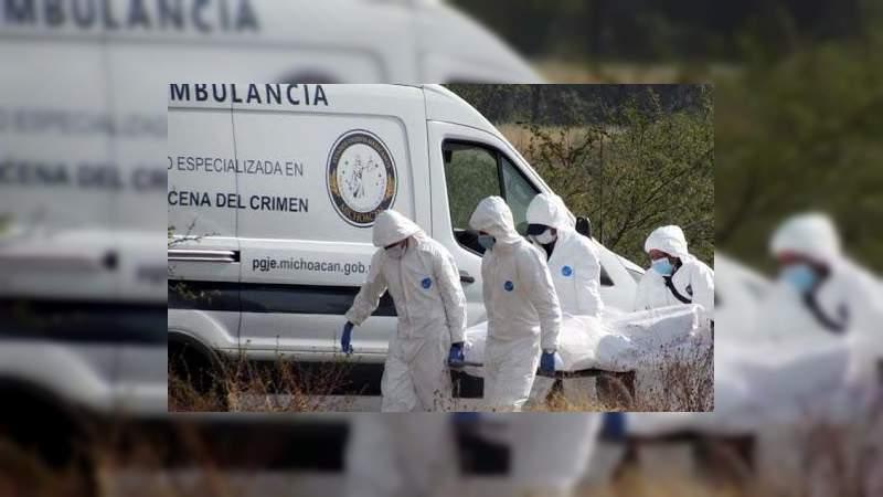 Hallan a dos personas encajuelados en Tarímbaro, Michoacán