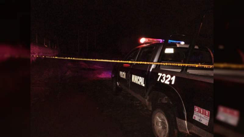 Un jovencito asesinado y otros tres heridos en ataque a balazos en Jiquilpan, Michoacán