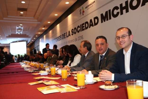 Unión de sectores por visita del Papa debe trascender a problemáticas de Michoacán: Diputados del PAN