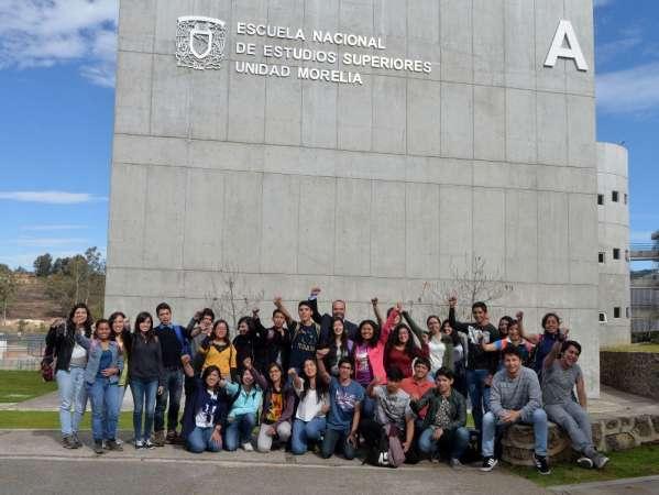 Ciencias Ambientales de la ENES Morelia, primera licenciatura de las sedes foráneas de la UNAM en ser acreditada
