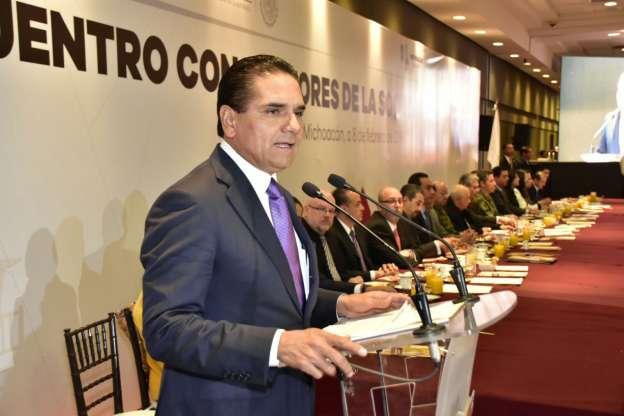 Convoca Silvano Aureoles a unirse a Manifiesto del Pueblo Michoacano con motivo de la visita del Papa Francisco