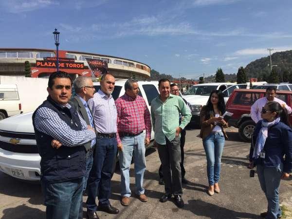 Acuerdan SCOP y STJE construcción de Salas de Oralidad en Zitácuaro