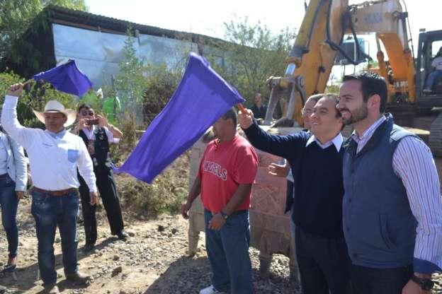 Ayuntamiento de Morelia arranca obra al Norte de la ciudad
