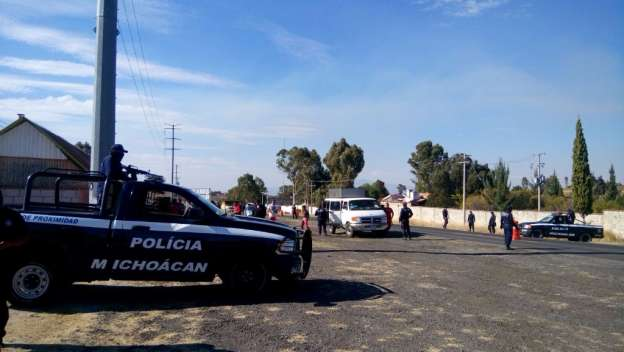 Operativo de la SSP en límites de Michoacán con Guanajuato deja veinticinco detenidos en las últimas 48 horas