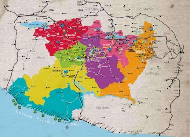 Listo operativo de Ángeles Verdes en Michoacán con motivo de la visita del Papa