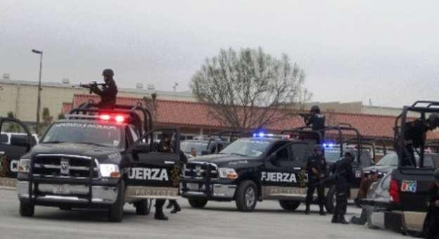 Balacera entre policías y civiles armados deja un muerto, en Tamaulipas