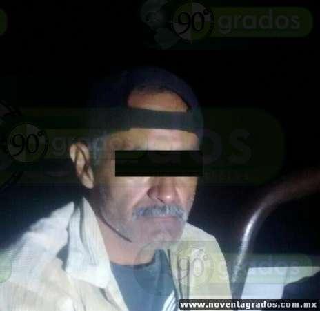 Detienen a tres sujetos armados en Zamora, Michoacán