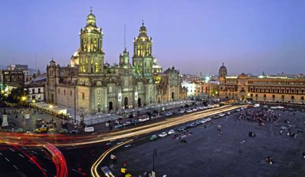 Espera la Ciudad de México derrama de casi cuatro mil millones de pesos por visita del Papa y 14 de febrero