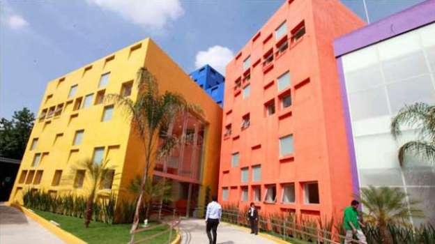 Listo Hospital Infantil de México para recibir al Papa
