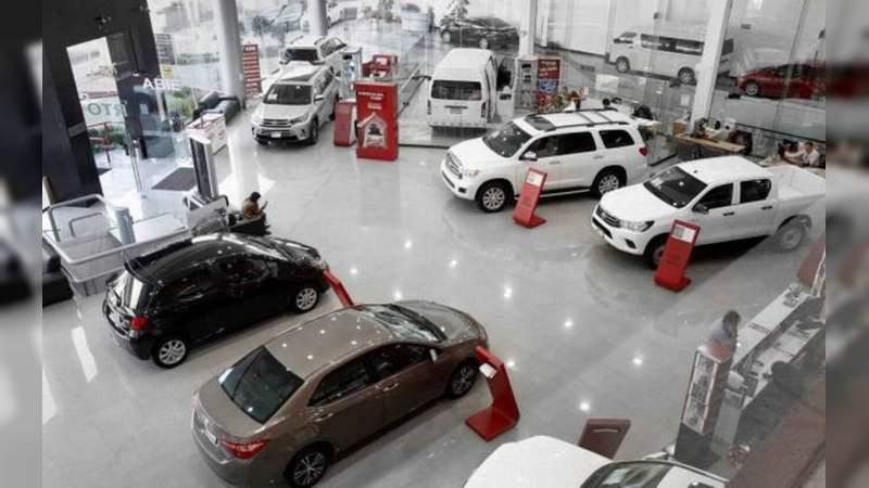 """Industria automotriz mexicana prevé que continúen bajas ventas en 2020 """"y dos o tres años más"""""""