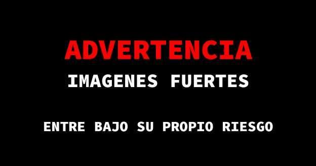 Con huellas de tortura, hallan muerta a persona en Apatzingán
