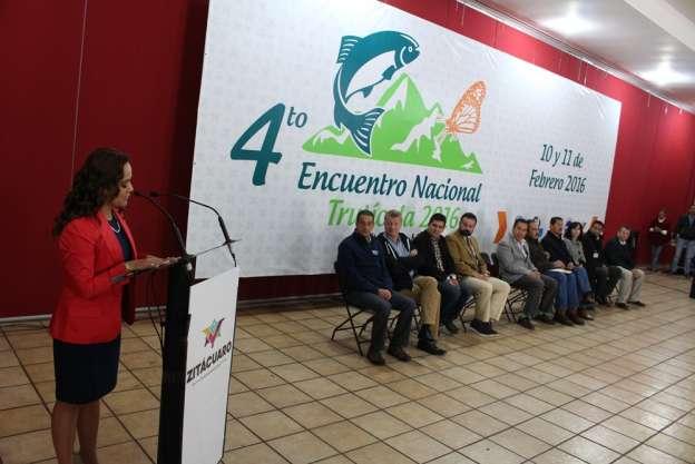 Trucha, alternativa para combatir la carencia alimentaria en Michoacán: Compesca
