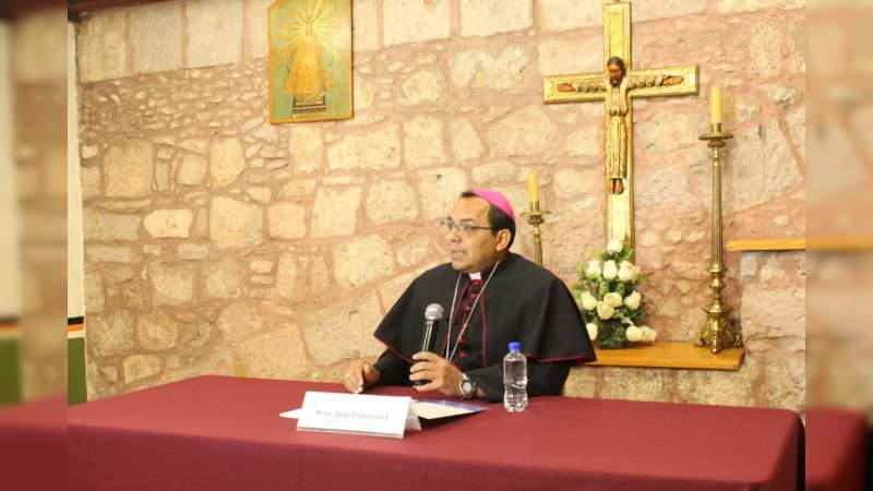 Convivencia y encuentro con el presbiterio de Morelia 2020