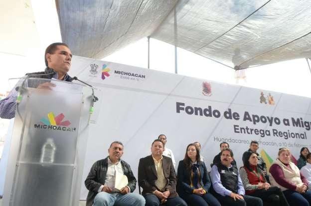 Michoacán no está dentro de la alerta de viajes de los EU: Silvano Aureoles