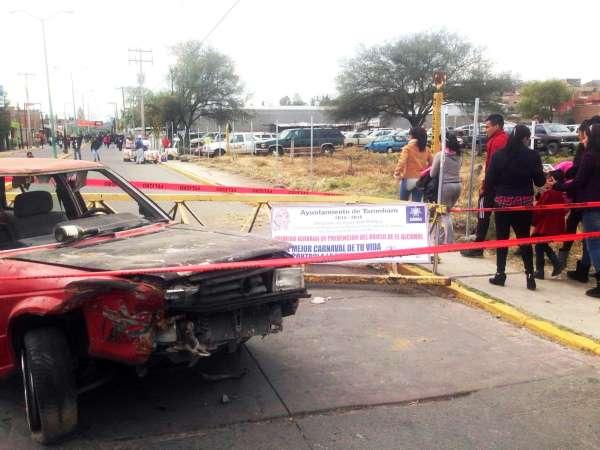 Autoridades de Tarímbaro previenen sobre consumo de alcohol en Carnaval del Torito