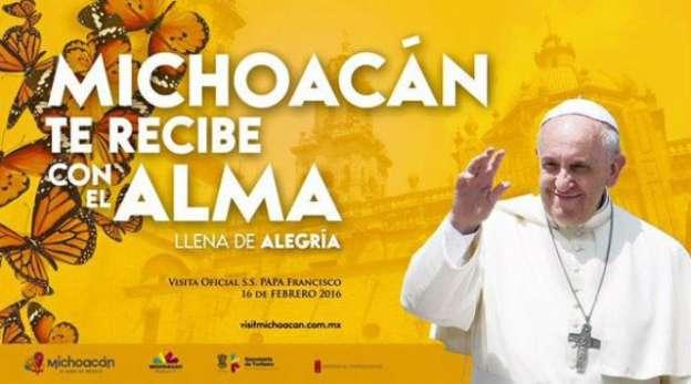 Con más de 60 mil entradas repartidas concluye entrega de boletos para visita papal en Morelia