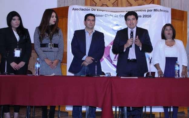 El destino del estado está en manos de la juventud: Raymundo Arreola