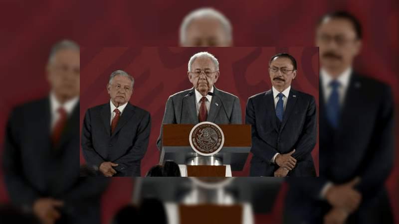 No puedo creer la rifa del avión presidencial: Jiménez Espriú