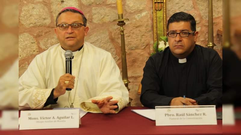 Tres años de ministerio episcopal en la Arquidiócesis de Morelia