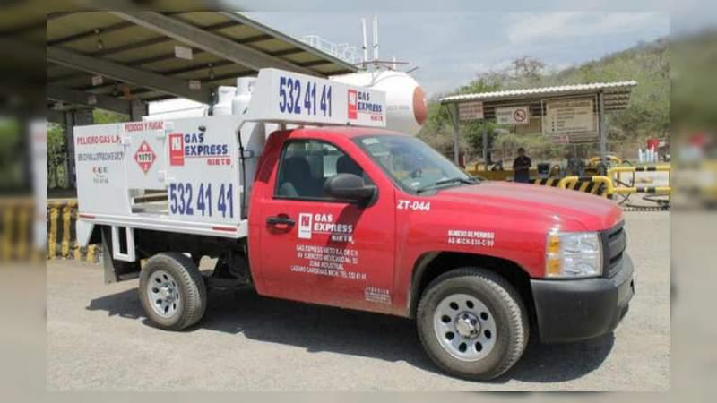 Gas Express Nieto de Michoacán, es quien vende más caro en todo México: Profeco