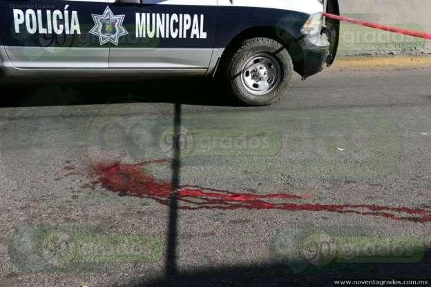 Morelia: Lo mató por empujar accidentalmente a una mesera; es detenido