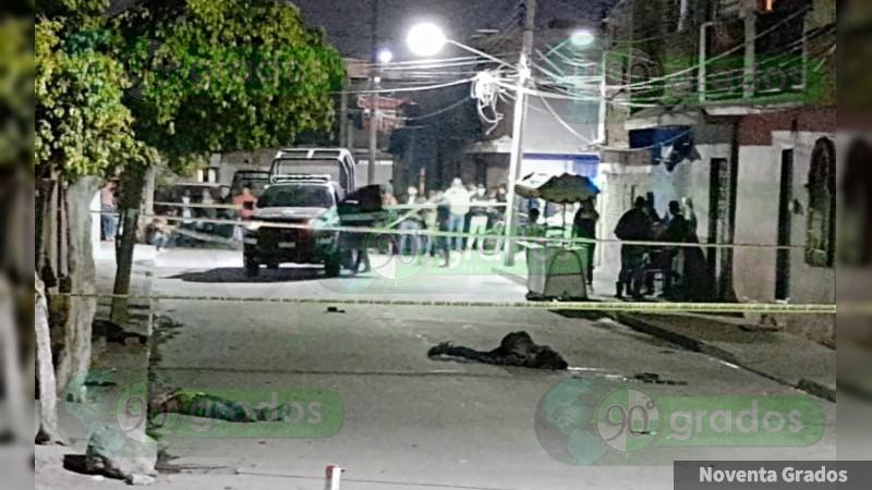 Masacre en parador de Guanajuato deja al menos nueve muertos