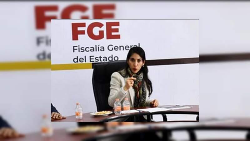 """""""La Jefa"""", líder de Los Zetas, fue liberada tras toma de posesión de su prima la Fiscal de Veracruz Verónica Hernández"""