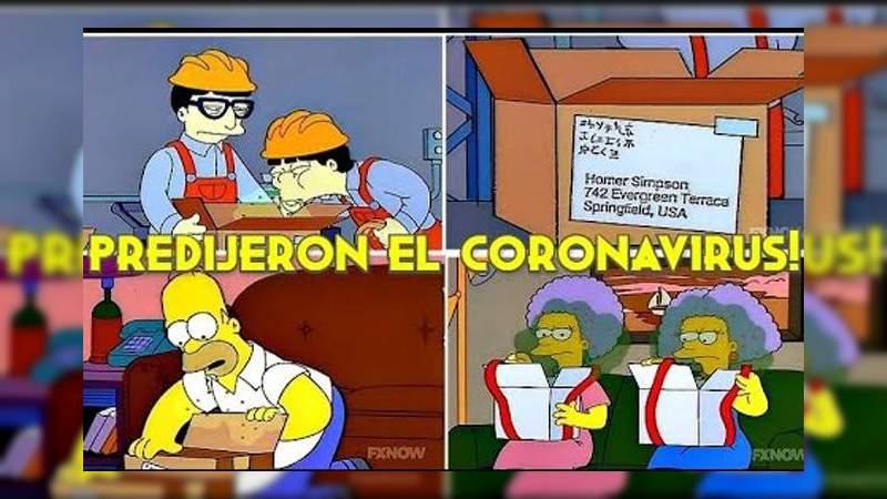 Los Simpson predijeron el coronavirus hace 27 años