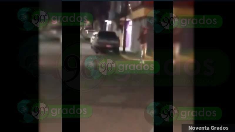 Mujer roba AR-15 y dispara contra civiles en Aguascalientes