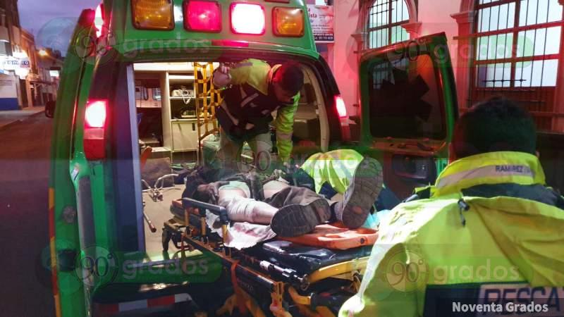 Balean y matan a conocido mecánico en Zamora, Michoacán