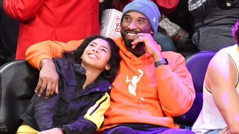 La hija de Kobe Bryant también murió en el accidente de helicóptero