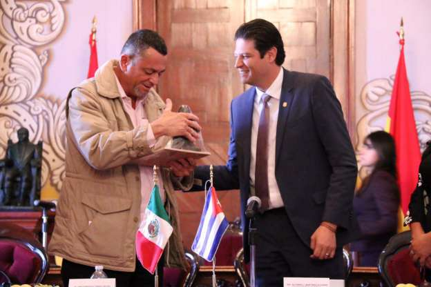 Fortalece Morelia sus lazos de hermandad con Cuba