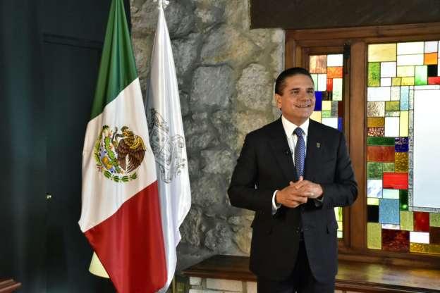 Llama Gobernador a la concordia para garantizar justicia social en Michoacán