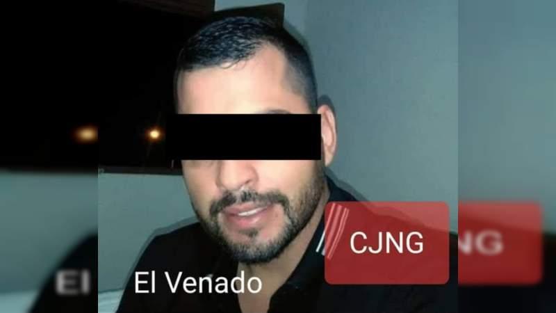"""Los Viagras ofrecen recompensa de 1 millón de pesos por """"El Venado"""" del CJNG"""
