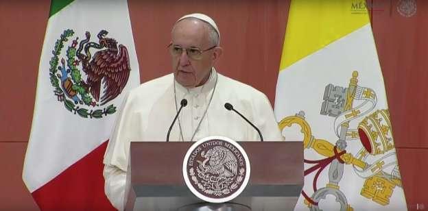 Búsqueda de beneficio para unos pocos, campo fértil para la corrupción y la delincuencia: Papa