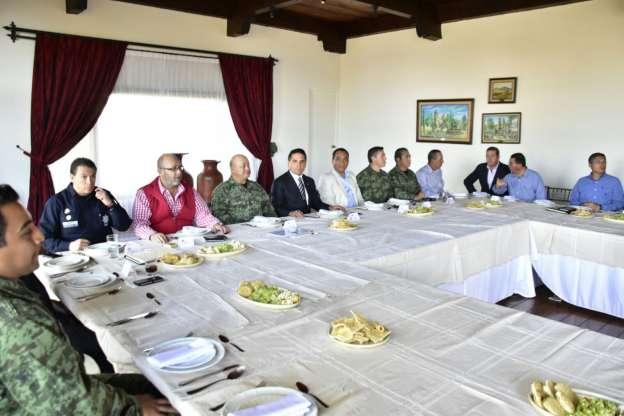 Garantizada la seguridad ante la visita del Papa: Grupo de Coordinación Michoacán
