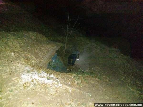 Localizan a hombre sin vida a orillas de río en Morelia