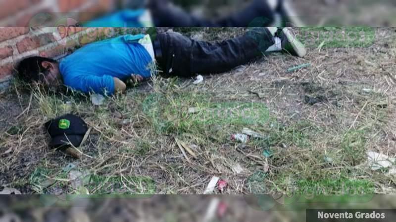 Enero de 2020 rompe récord de violencia en Michoacán: 169 asesinados