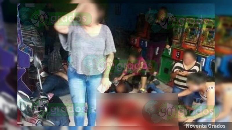 Los Viagras serían responsables de la matanza este lunes en Uruapan: Iban por El Ruso y El Pelón del CJNG