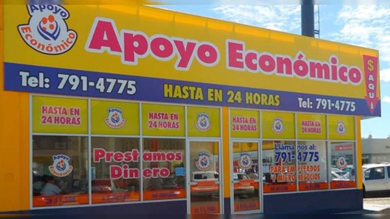 Molestas llamadas telefónicas de casa de préstamos en Morelia