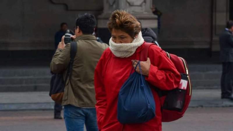 Frente frío 39 provocará heladas en el estado de Michoacán