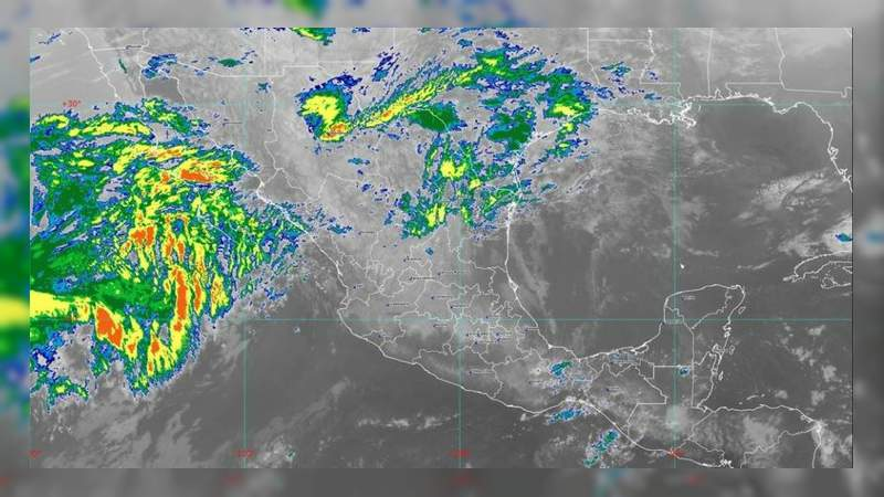 Pronostican caída de nieve en 10 Estados de la República Mexicana