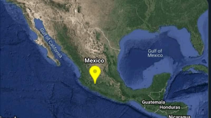 Se registran 4 sismos este miércoles en Michoacán