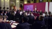 """Empresarios garantizan compra de la mitad de los boletos de la """"rifa del Avión Presidencial"""": AMLO"""