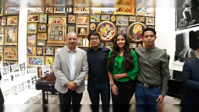 Estudiantes de la UMSNH ganan etapa estatal de concurso internacional de emprendimiento social
