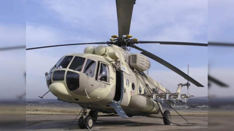 EEUU advierte que sancionará a México si concreta compra de helicópteros rusos